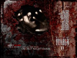 Masters of Horror - Season II by neverdying