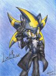 Gift: Luther by Amarena-Berry