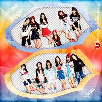 +Pack Png|Apink by KarmaButterflyLove