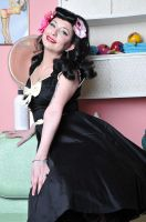 Pinup 12 by nikkivicious
