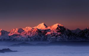 Spirit Gongga Snow Mountain by MrSebuhi