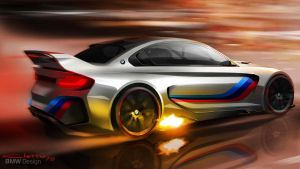 BMW M-power vision GT 2nd sketch pic 1 by girabyte225-jc-lover