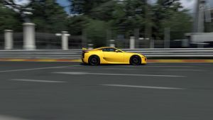 GT5 LFA Yellow by NguyenDynasty