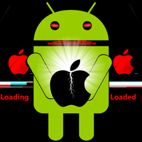 Android kills Apple by Felix98star
