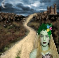 Elven forest by nimfa36