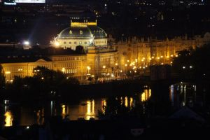 Prague National Theatre by Meernebel