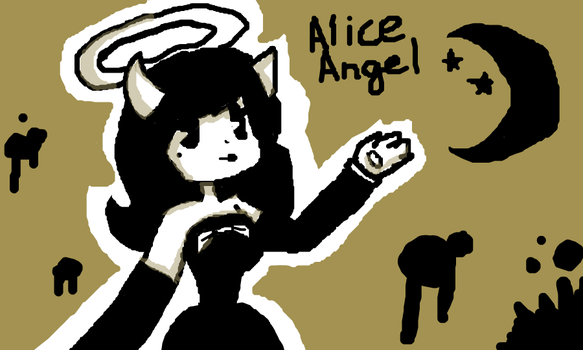Alice Angel - Collab by KittyShips
