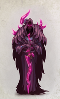Corrupted Warlock by fromcomics