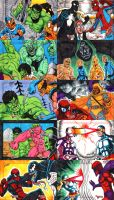 Marvel's Greatest Battles - Part 1 by SeanRM