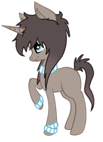 Pony Adopt 9 by LulaAdopts