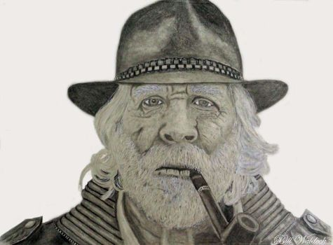 Old Jazz Man by BWald1
