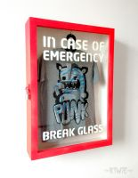 BREAK GLASS by The-Kiwie