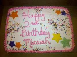 Happy Birthday, Micaiah! A by missblissbakery