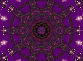 Jans Fractal Kalaidoscope 6 by jannied