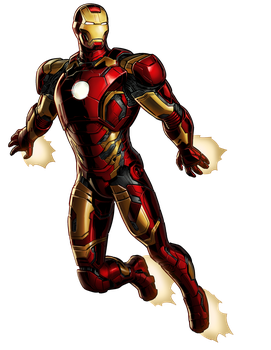 marvel avengers alliance 2 Iron Man by steeven7620