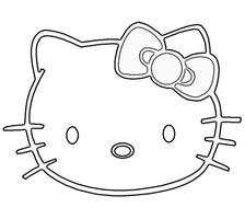 Hello Kitty - Pencil Drawing by naspee