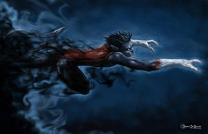 Nightcrawler BAMF by alo4477