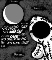 There Is No One For Me by keetyofchaos