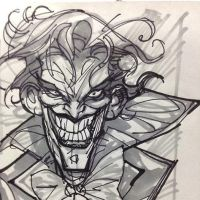 INSTAGRAM joker by rogercruz