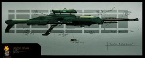 Sniper Rifles Concept by MAKS-23