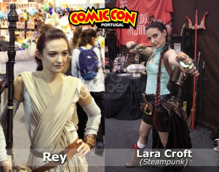 Comic Con Portugal 2016 Lineup by GPhoenix