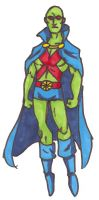 J'onn J'onzz by Mbecks14