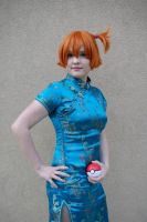 Fancy Misty Fullbody by Foxy-Cosplay