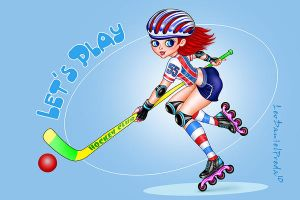 Hockey by LeoDanielPreda