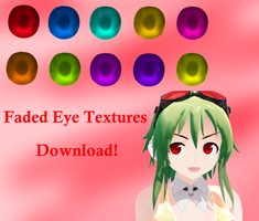 MMD: Faded Eye Texture (DOWNLOAD) by PrincessSkyler