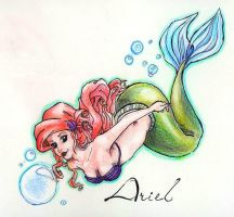 Ariel by Hairesis