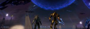 HALO WORLD: CHASING TRUTH (3MD) by CSuk-1T
