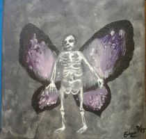 Fossilised Skelefly by 3lly-rock-girl714