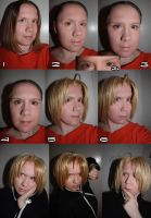 Ed Elric Make-up tutorial by Iloon-Creations