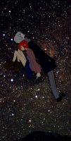 Six Feet Under the Stars by Melancholy-Meloy