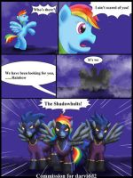 COM : The Mane Course - Shadowbolts page 3 by whiteguardian