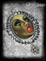 Play-Thing Necklace by FrillsandMorbidity