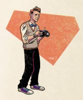 J is for Jimmy Olsen by sdowner