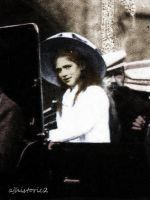 A Grand Duchess in a Car by ajhistoric2