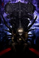 -- King Predator -- by wyv1