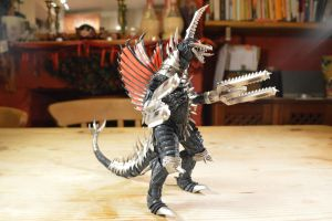 S.H Monsterarts Gigan (25/?) by GIGAN05