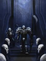 Council of Death by thevampiredio