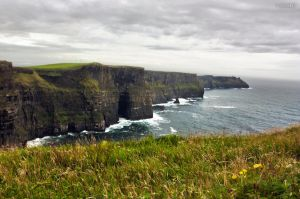 Cliffs Of Moher Minus Me by Seanlcky13