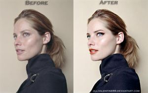 Sienna Guillory by jill-valentine89