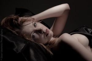Bedroom Eyes by BrianMPhotography
