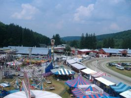 County Fair by OverIronKill