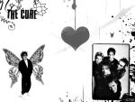 The Cure BW by XxWeirdOxX