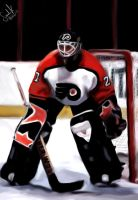 Ron Hextall by Sammzor