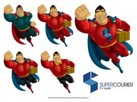 Super Courier by ud120182