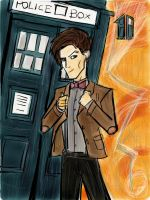 The Doctor by patoftherick
