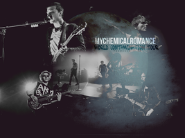 MCR: World Contamination Tour by FeeDouce